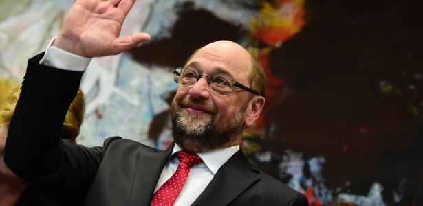 Martin Schulz visitou Lula na cadeia no Paraná nesta quinta-feira