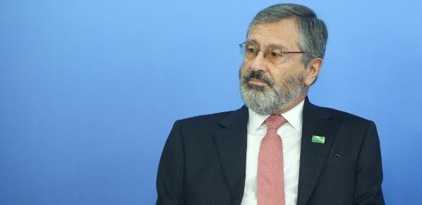 2.jun.2016 - Ministro Torquato Jardim