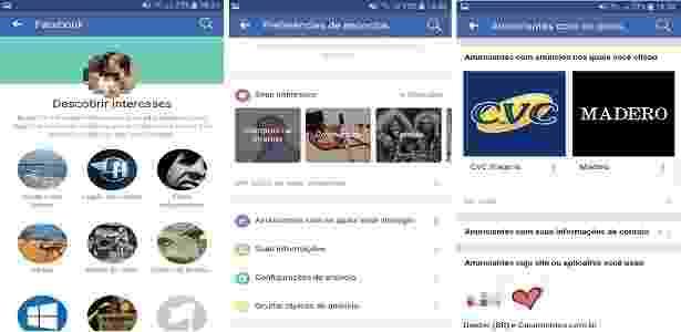 Img 3 - mSaiba como gerenciar os anúncios do feed do Facebook - Reprodução - Reprodução
