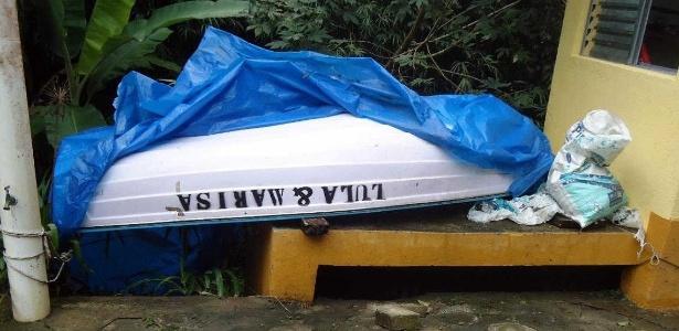 Resultado de imagem para Sítio de Atibaia barco com o nome de Lula