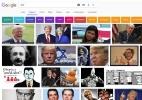 Trump é o primeiro resultado em busca por 'idiota' em inglês no Google (Foto: Reprodução/Google)