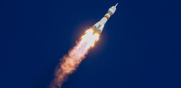 Espaçonave Soyuz MS-10 teve problema no motor quando seguia para a Estação Espacial Internacional (ISS)