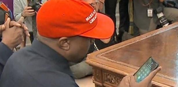 Não faça como Kanye West, não coloque a pior senha possível no seu celular