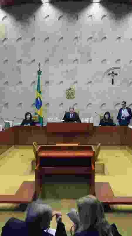Plenário STF. Sessão extraordinária - Carlos Moura 14.nov.2018/STF - Carlos Moura 14.nov.2018/STF