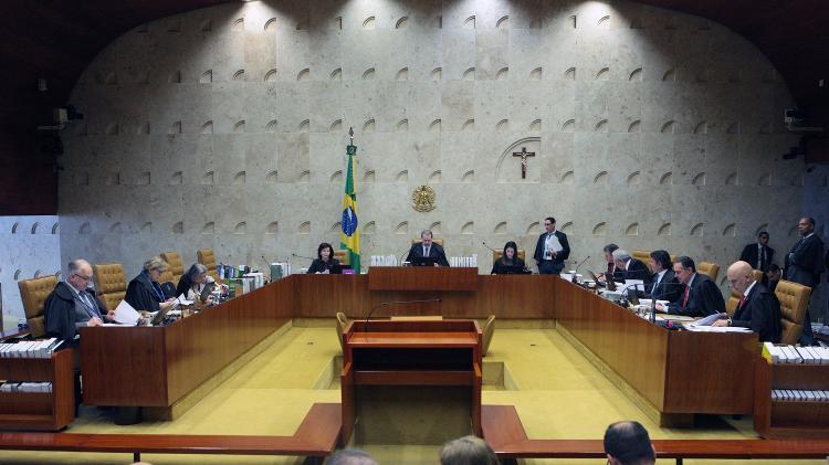 Plenário STF - Carlos Moura/STF - Carlos Moura/STF