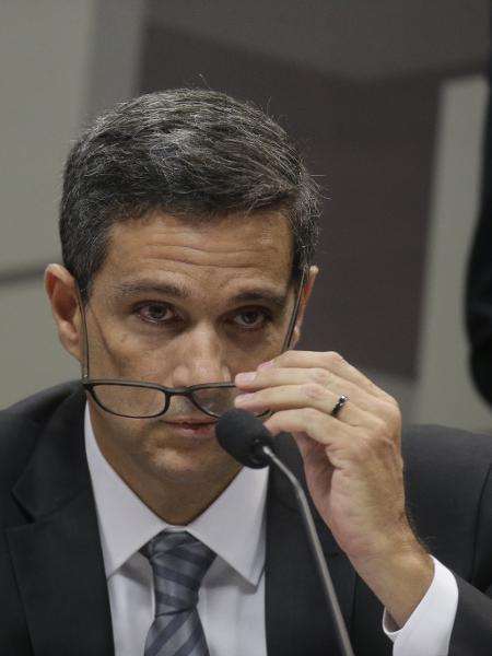 Roberto Campos Neto, presidente do BC - Dida Sampaio/Estadão Conteúdo