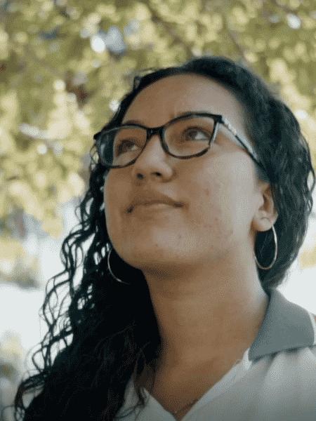 Samila Ferreira, moradora de zona carente de Fortaleza, vai a Bélgica - Divulgação