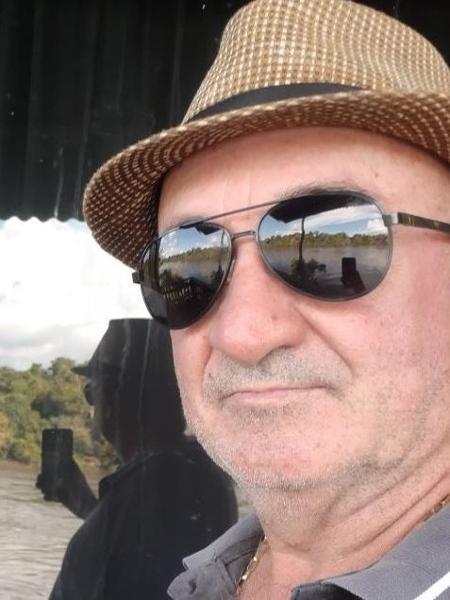 Jornalista Adécio Piran, 56 - Arquivo Pessoal