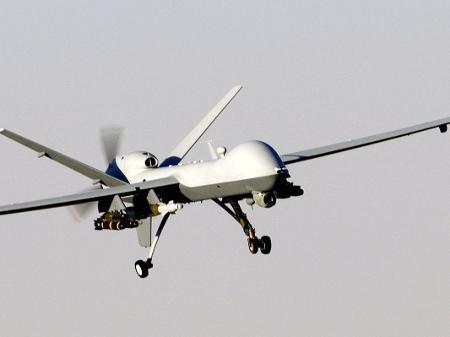 O drone militar MQ-9 Reaper usado pelos EUA no ataque aéreo que resultou na morte do general iraniano Qassem Suleimani - Divulgação/Military.com