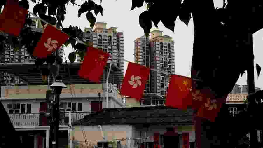 Vila em Hong Kong, na China - Kim Kyung-Hoon / Reuters