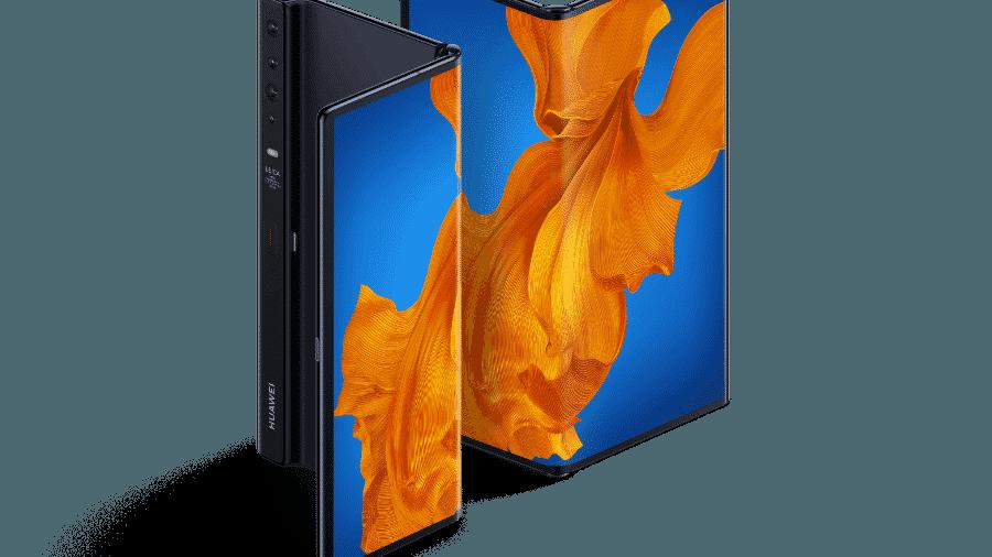 Mate XS, o novo smartphone dobrável da Huawei - Divulgação/Huawei