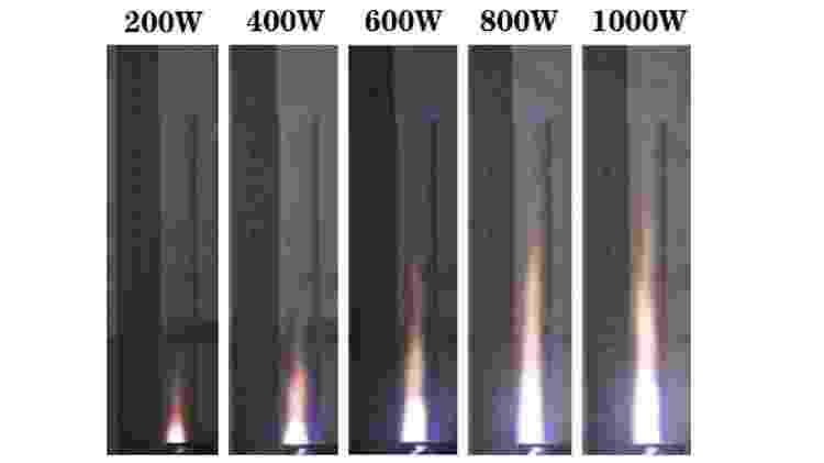 Motor elétrico de pesquisa chinesa nos deixa perto dos aviões não poluentes 3 - Divulgação/Jau Tang e Jun Li/Instituto de Ciências e Tecnologia da Universidade de Wuhan - Divulgação/Jau Tang e Jun Li/Instituto de Ciências e Tecnologia da Universidade de Wuhan