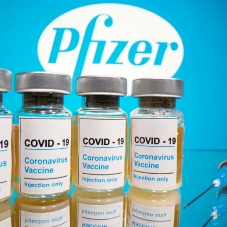 Ontem, a AgênciaReguladora de Medicamentos e Produtos para a Saúde do Reino Unido (MHRA) aprovou a vacina da Pfizer e BioNTech - Divulgação