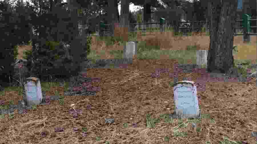 Um homem que afirma que procurava o famoso tesouro de Forrest Fenn confessou ter escavado o cemitério de Fort Yellowstone, nos EUA  - Reprodução/Parque nacional Yellowstone