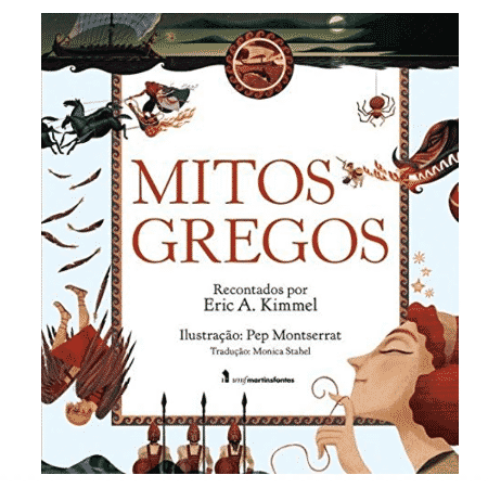 mitos gregos - Divulgação - Divulgação