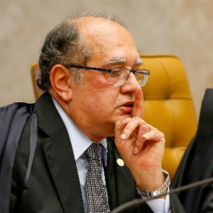O ministro do STF Gilmar Mendes, que barrou liminarmente a posse de Lula na Casa Civil