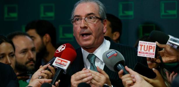 Eduardo Cunha (PMDB-RJ), presidente da Câmara dos Deputados