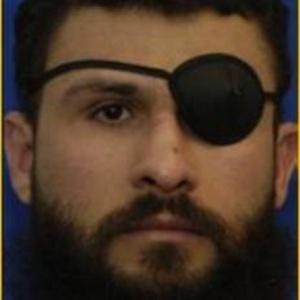 Abu Zubaydah, um dos membros da Al Qaeda capturados em 2002