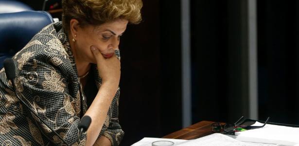 Ex-presidente Dilma negou o conteúdo das delações de João Santana e Mônica Moura
