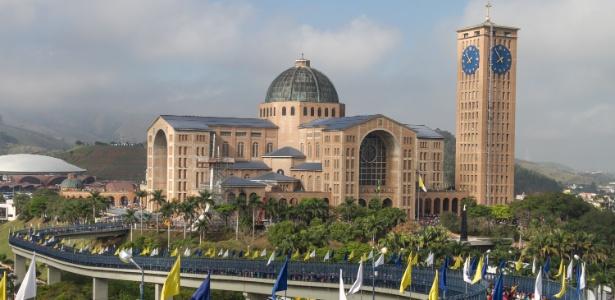 HistÓria De Nossa Senhora Aparecida: Mais De 132 Mil Pessoas Já Passaram Pelo Santuário