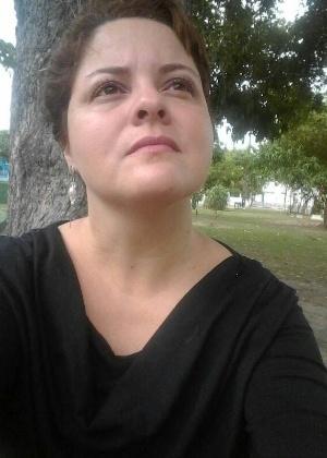 Taise Campos, professora de Boa Vista, vítima de violência doméstica