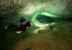 Maior caverna submersa do mundo é descoberta no México