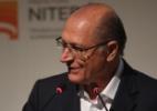 Alckmin nega rompimento e diz que PSDB vai apoiar DEM nos Estados - Ricardo Borges/UOL