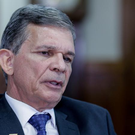 Arquivo - Entre os eleitos está o general Joaquim Silva e Luna (foto), substituto de Roberto Castello Branco - Kleyton Amorim/UOL