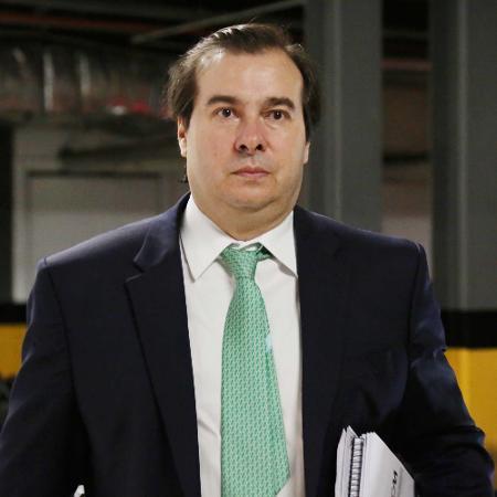O presidente da Câmara dos Deputados, Rodrigo Maia (DEM-RJ) - Fátima Meira/Folhapress