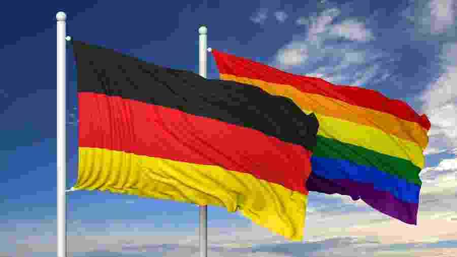 A Alemanha é um dos países mais vanguardistas em relação aos direitos LGBTQ+ - Getty Images