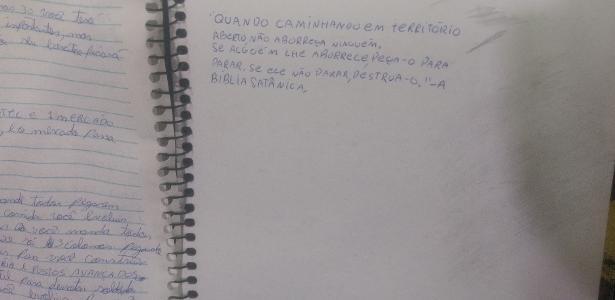 Monte Rio Ca >> Caderno de autor do massacre em Suzano tem amor por arma e ...