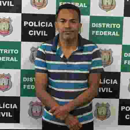 Pastor Mosaniel Mesquita da Conceição, 49, é suspeito de estupro de vulnerável; ele nega as acusações - Divulgação/Polícia Civil DF