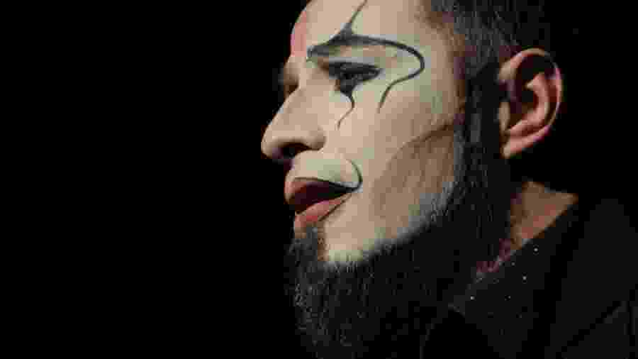 Fernando Anitelli, do grupo O Teatro Mágico - Felipe Druda/Reprodução