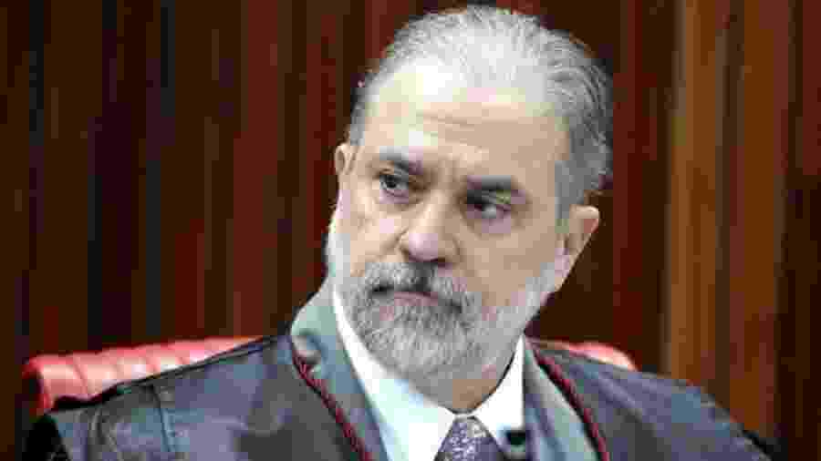 Augusto Aras já se encontrou diversas vezes com Bolsonaro desde o começo de junho - TSE