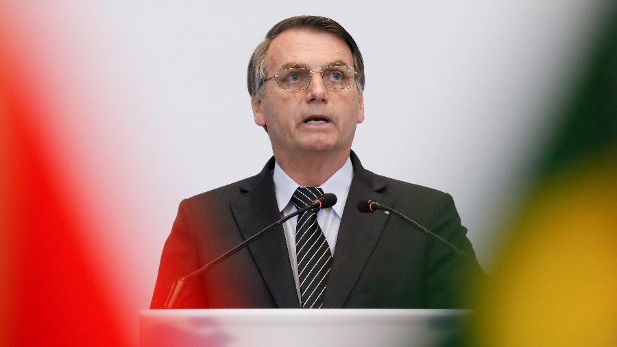 Jair Bolsonaro (PSL), presidente da República - Isac Nobrega/PR
