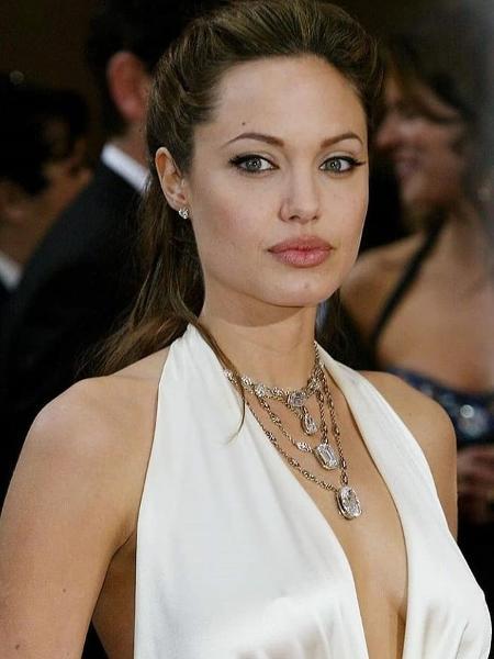 Angelina Jolie - Reprodução/Instagram