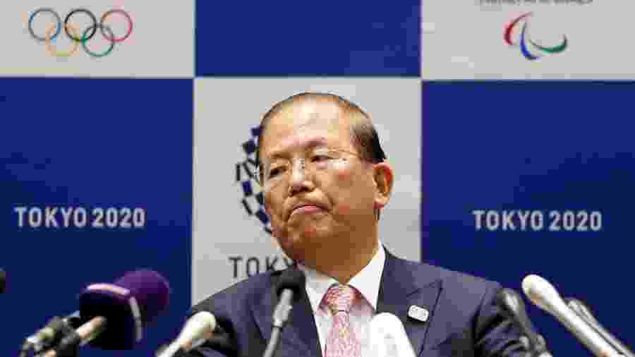 """Muto está """"muito otimista"""" para supor que todas as restrições em vigor no Japão serão suspensas - ISSEI KATO"""