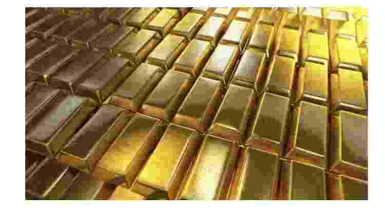 Estima-se que ainda existam cerca de 50.000 toneladas de ouro na Terra - Getty Images - Getty Images