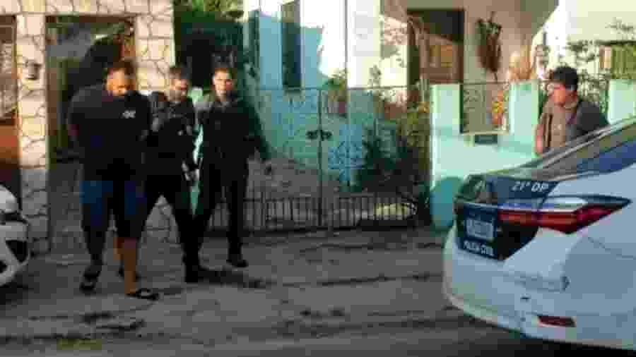 Filipe Fidelis da Silva, de 33 anos, foi encontrado na casa onde mora em Honório Gurgel, na Zona Norte do Rio - Divulgação/Polícia Civil