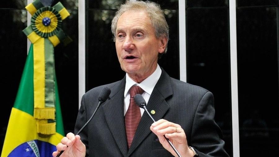 Casildo Maldaner, ex-governador de SC - Geraldo Magela/Agência Senado