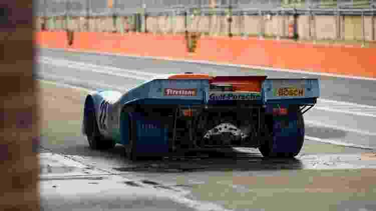 Porsche 917 26 tras - Divulgação  - Divulgação