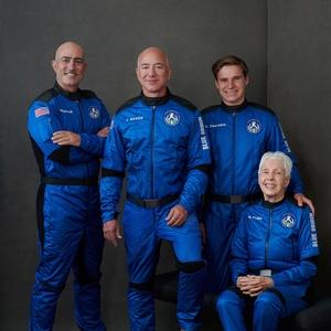 Blue Origin/Divulgação