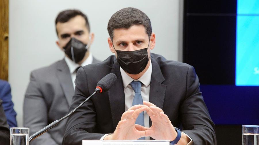Secretário do Tesouro e Orçamento, Bruno Funchal, participou de debate na CCJ da Câmara - Gilmar Felix/Câmara dos Deputados