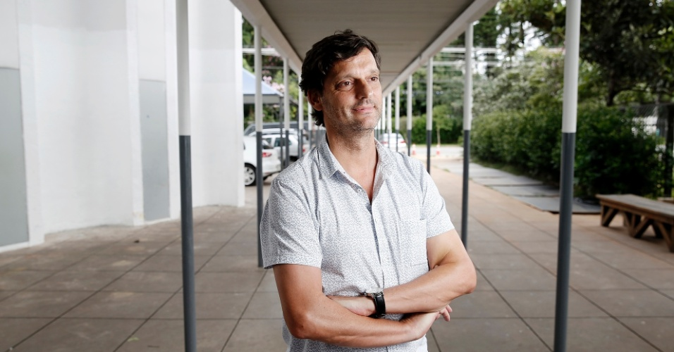 André Sturm, diretor que trouxe ao MIS (Museu da Imagem e do Som) algumas das exposições mais disputadas da cidade nos últimos anos.