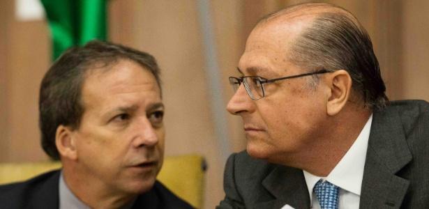 Ex- secretário de Alckmin, Aparecido diz que namorada emprestou dinheiro para comprar imóvel
