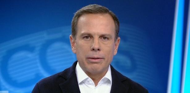 João Doria, candidato do PSDB à prefeitura de São Paulo, enfrentou confusão em Guaianases