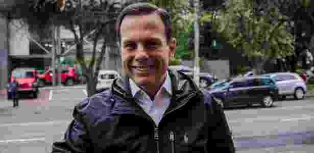 Doria promete elevar velocidade máxima permitida nas marginais e manter limites no resto da cidade - Eduardo Anizelli/Folhapress - Eduardo Anizelli/Folhapress