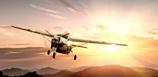 Modal Aéreo Pirma (Projeto de Integração Regional de MG) usa aeronaves Cessna Grand Caravan 208 B