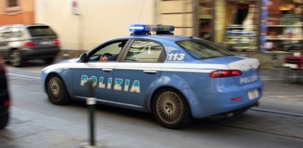 A polícia italiana está usando um programa com o qual espera evitar roubos de forma mais eficaz - Getty Images