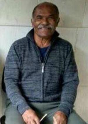 28.jul.2017 - Ângelo da Conceição, de 70 anos, morto com um tiro no peito na manhã de quinta-feira (27) em São Bernardo